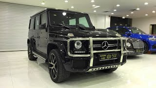 2017 Mercedes Benz G Class G63 AMG: ALL YOU NEED TO KNOW/ IN-DEPTH REVIEW.