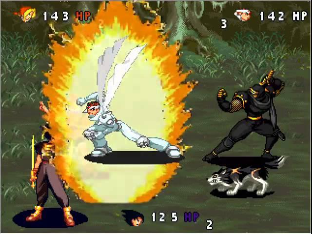 Dyhortfight : gameplay combat
