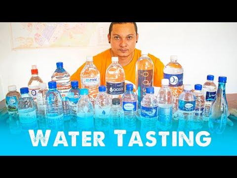 Best Tasting Water in Botswana (Gaborone)