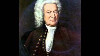 """J.S. Bach - organ chorale """"Von Gott will ich nicht lassen"""" BWV 658"""