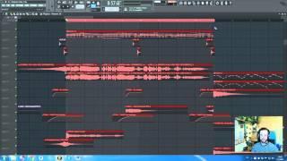 How to EDM: Adele - Hello Tropical House Remix FL Studio Gothrough / Tutorial by Redhead Roman