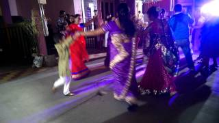 Kunjan wedding -Garba evening