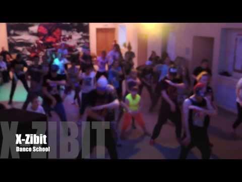 Artem Glotov  workshops 2013 Tula by X-Zibit Dance School