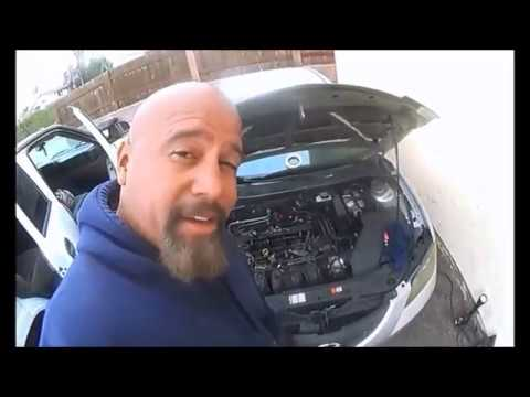 CHECK A BLOWN HEAD GASKET IN 5 MINUTES/ SKOOL YOUR KIDS