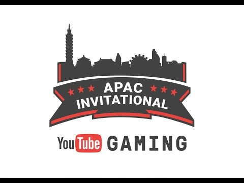 YouTube Gaming APAC Invitational - Day 1(日本語配信)