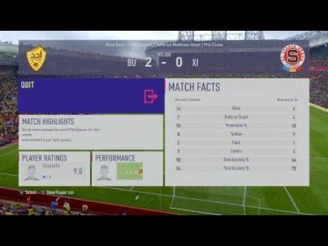Liga Malaysia : Brunei United - BLACKOUT XI (1st Leg) : Aug 6 , 2018