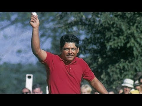 Lee Trevino ~ Interview With A Champion
