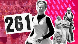 Women Weren't Allowed to Run the Boston Marathon. She Did it Anyway | Bold & Untold by MAKERS