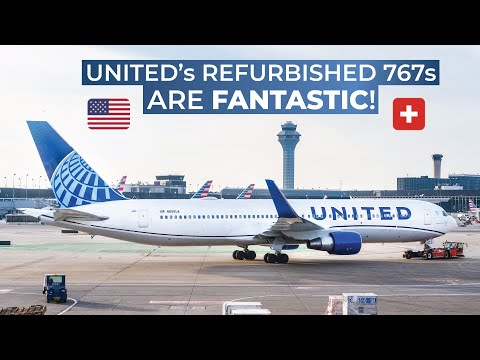 TRIPREPORT | United (ECONOMY) | Boeing 767-300ER | Washington Dulles - Zurich