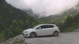 Opel Astra j 1.3 cdti ecoflex / Мой первый тест-драйв Opel Astra