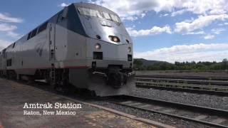 Riding Amtrak Southwest Chief - 7/24/16