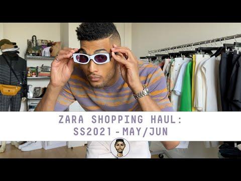 ZARA Shopping Haul: SS21 Collection (May/Jun) + Outfit Ideas   Men's Fashion & Style   Jovel Roystan
