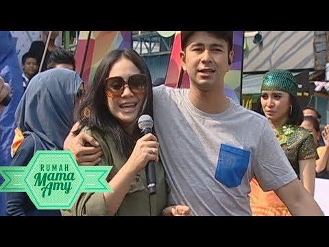 Di Tempat Syuting Aja Masih Mesra, Pasangan Terbaik Deh Raffi dan Gigi  - Rumah Mama Amy (12/9)