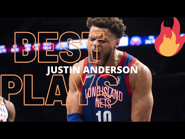 Justin Anderson Best Plays of 2019 - 20 NBA G League Season