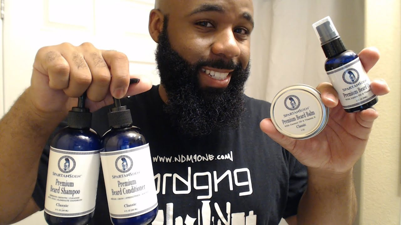 The 12 Best Beard Shampoo and Conditioner: Reviews & Guide 2019