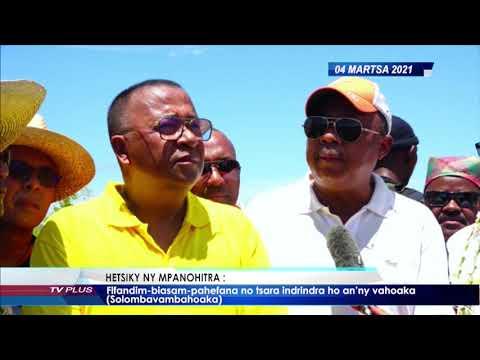 VAOVAO DU 04 MARS 2021 BY TV PLUS MADAGASCAR
