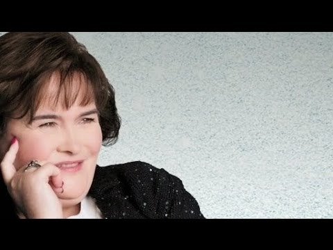 In the Arms of an Angel with lyrics -Susan Boyle - (HD scenic)