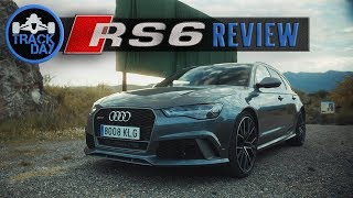 Audi RS6 Avant Performance Review | The Best Car We'll Never Have