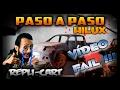 PASO a PASO #10 TOYOTA HILUX // REPLI-CART // FAIL CON EL VIDEO JEJEJE