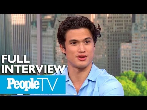 Charles Melton Hopes Fans &39;Feel A Sense Of Belonging&39; Watching &39;The Sun Is Also A Star&39;  PeopleTV