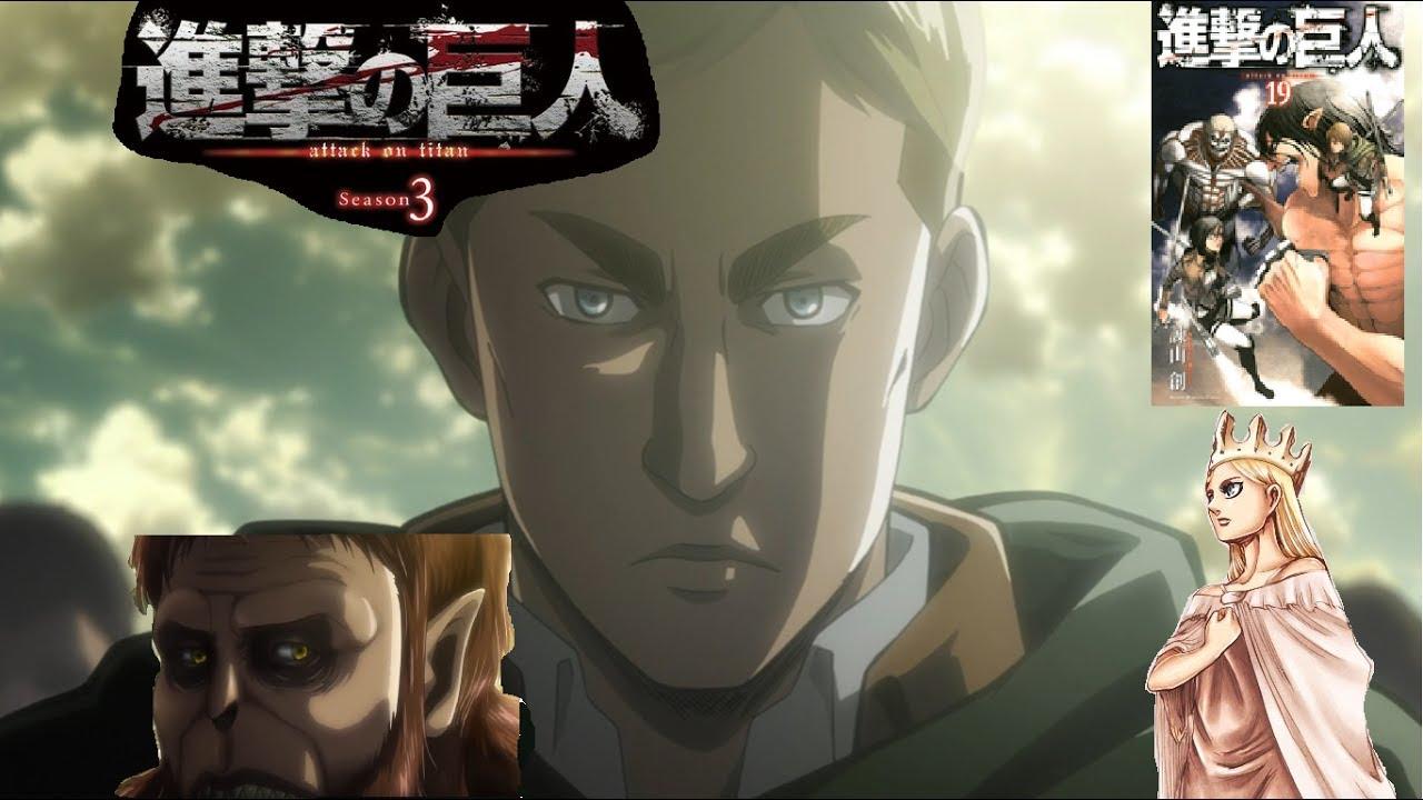 Attack On Titan 3 Staffel