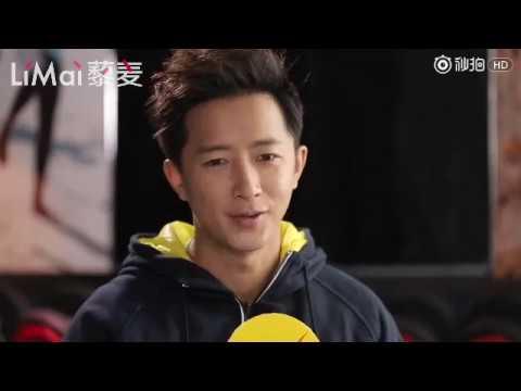 170323 Limai Interview 'Idol's Fitness Secret' - HanGeng