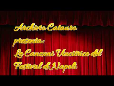 Le Canzoni Vincitrice del Festival di Napoli