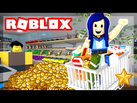 TRYING TO GET RICH IN ROBLOX! | Roblox Retail Tycoon