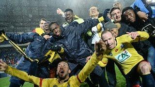 Coupe de France, 1/4 de finale : FC Sochaux - FC Nantes (3-2), les buts