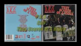 P.K.O. - Cali (They Scared Of A Nigga) 1992