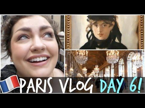 MN → EU | Paris Vlog (Day 6)