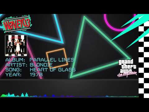 Blondie - Heart Of Glass [GTA: Vice City Stories]