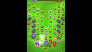 Blossom Blast Saga Level 218 No Boosters