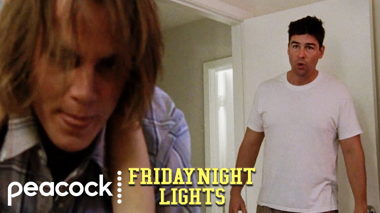 Download Eric Catches Tim and Julie In Bed | Friday Night Lights