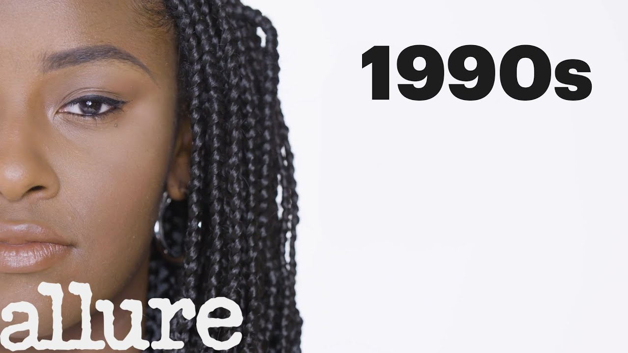 100 years of black hair allure youtube