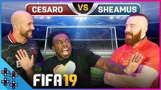 FIFA 19: SHEAMUS vs. CESARO - Survival Mode Challenge - Gamer Gauntlet