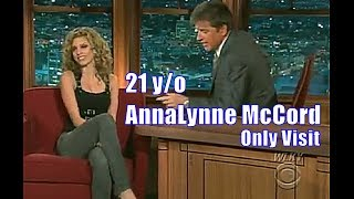 AnnaLynne McCord - Doesn't Drink - Her Only Visit