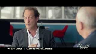 Vincent LINDON à Cannes :