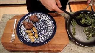 How To Cook Fiddlehead Ferns Sauteed With Garlic