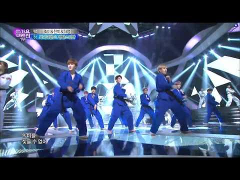 【TVPP】BTS - We are the future + Turn around and look at me, 방탄소년단 - 위 아더 퓨쳐 + 나를 돌아봐 @ 2014 KMF Live