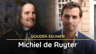 Michiel de Ruyter | De Gouden Eeuwen van Nederland
