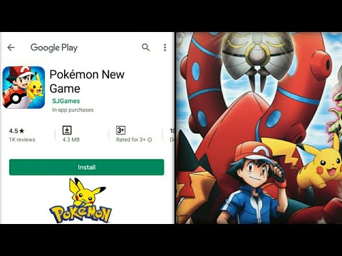 Pokémon New Game - On Play Store Pokémon Monster Battle For Android 2019