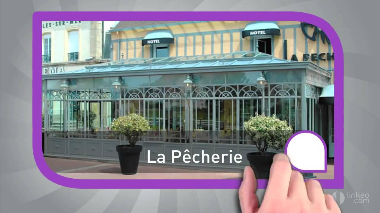 Restaurant La Pecherie A Courseulles Sur Mer