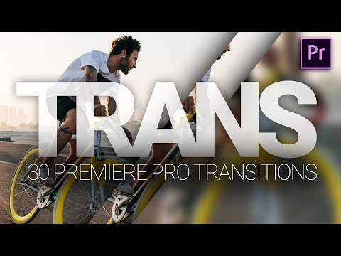 TRANS - 30 Premiere Pro Transitions | Cinecom net