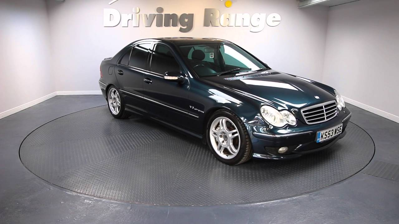 2003 53 mercedes c32 amg youtube. Black Bedroom Furniture Sets. Home Design Ideas