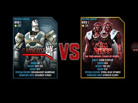 Unbeatable Twin Cities VS Camelot Championship WRB I