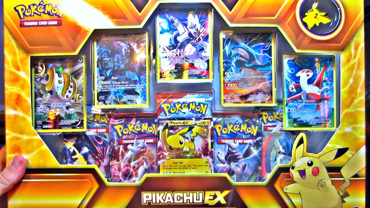 Gallery For gt Pikachu Ex
