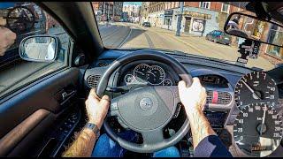 2005 Opel Tigra TwinTop (1.4 16V 90HP)   POV Test Drive #743 Joe Black