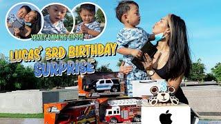 SURPRISING LUCAS ON HIS 3RD BIRTHDAY | ZEINAB HARAKE