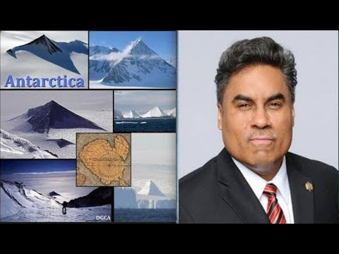 FBI Investigator, John Desouza - Alien City Discovered Under Ice in Antarctica & Anunnaki Tech